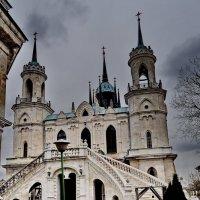 Западная сторона храма :: Борис Александрович Яковлев