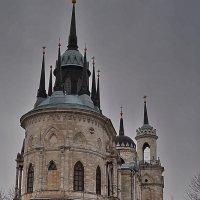 Восточная сторона храма. :: Борис Александрович Яковлев