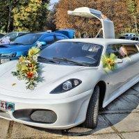 Лимузин на свадьбу. :: Валентина ツ ღ✿ღ