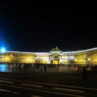 Дворцовая площадь. :: Александр Яковлев