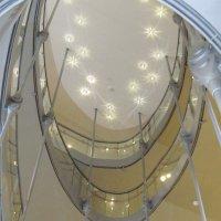 Лестница в фойе Мариинского театра-2 :: Маера Урусова