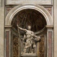 Святой Лонгин — скульптура Джованни Бернини :: Руслан Гончар