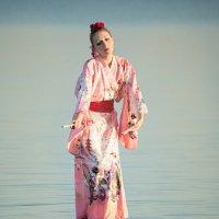 Танец солнцу :: Екатерина Федотова