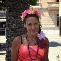 Маринита - девушка из Кадиса :: Ирина Falcone