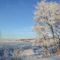 зимний пейзаж :: valera