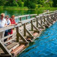 Понтонный мост :: Vsevolod Boicenka