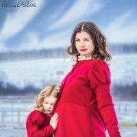 Тепло любви :: Жанна Новикова