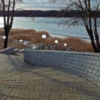 Невские берега-17 :: Весна