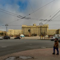 Площадь Победы :: Юрий Бутусов