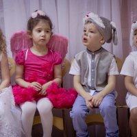 Розовый ангел :: Tanya Datskaya