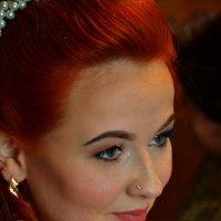 портрет невесты :: Елена Гнатик