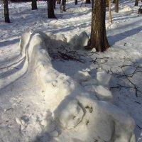 Последние бастионы зимы :: Андрей Лукьянов