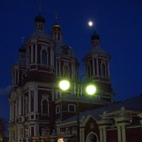 Освещены светом духовным, но не только :: Андрей Лукьянов