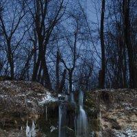 Водопадик в марте :: Miro Forja