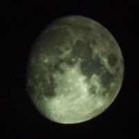 Луна :: Дмитрий Бендиковский