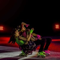 Хиппи на коньках :: Shmual Hava Retro