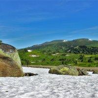 Камни перевала :: Сергей Чиняев