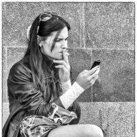 курить? :: Dmitry i Mary S