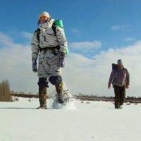 Снегоступы 2 :: Вячеслав Ложкин