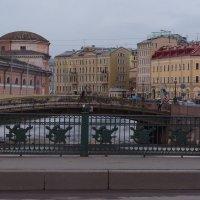 Набережная реки Мойки :: Ирина Малышева
