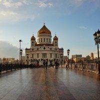 По мосту к Храму :: Nataly St.