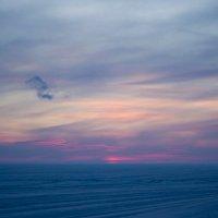 Закат в марте :: fotovichka репортажный фотохудожник