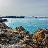 Странники моря весеннего :: Александр | Матвей БЕЛЫЙ