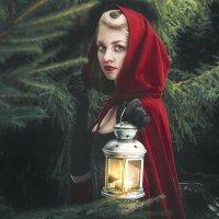 Тайна Красной шапочки :: Виктория Андреева