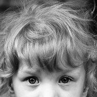"""""""Взгляните в детские глаза..."""" :: Сергей В. Комаров"""