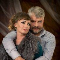 Алена и Виктор - 5 :: Алексей Куст