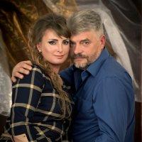 Алена и Виктор - 1 :: Алексей Куст
