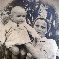 Мамина гордость. 1947 год :: Нина Корешкова