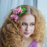 Девочка-весна :: Виктория Вейдер
