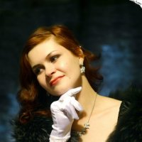 Лена - исходник :: Olga Gerdo