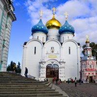 Сергиево-посадская лавра :: Алена Азизова