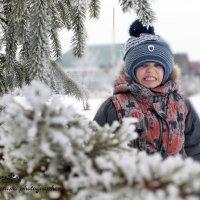 когда ребёнку надоело фотографироваться. :: Аксана Еськина