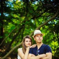 Влад и Катарина :: Кристина Беляева