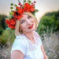 Девушка-лето :: Наталья Захарова