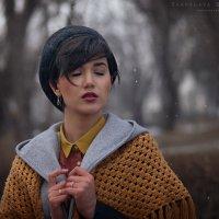 холод :: Ярослава Бакуняева