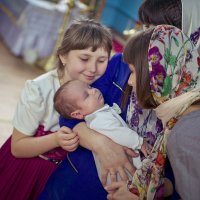 Крещение :: Галина Ситникова
