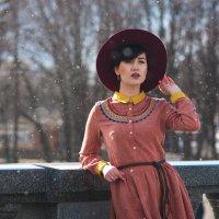 Кристина :: Наталья Верхотурова