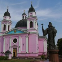 Кафедральный  собор  в  Черновцах :: Андрей  Васильевич Коляскин