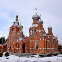 Церковь Воздвижения Креста Господня. :: vkosin2012 Косинова Валентина