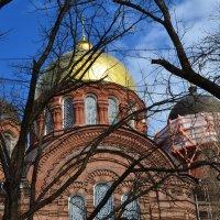 Храм в Краснодаре. :: Береславская Елена