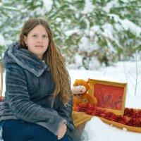 зима :: Лилия Еськина
