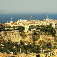 Старый город Монако-Вилль :: Елена Смолова