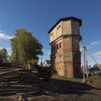 старая водонапорная башня :: Владимир