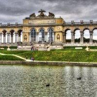 в парке дворца Шёнбрунн (Вена, Австрия) :: Николай Милоградский
