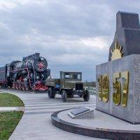 IMG_4530 ГКУ Мемориальный комплекс жертвам репрессий,Ингушетия :: Олег Петрушин