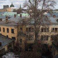 Московские крыши 3 :: Александр Зайцев